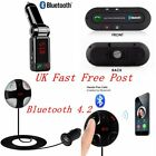 Kyпить FM Transmitter Bluetooth 4.1 Handsfree Car Kit MP3 Player & USB Charger Magnetic на еВаy.соm
