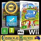 (Wii Game) Fun Park Party (G) (Party & Compilation) PAL, Guaranteed, Cleaned