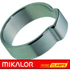 Mikalor W1 | Single Ear | O Clips | Jubilee | Zinc Plated Steel | NEXT DAY