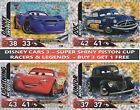 Topps Disney Pixar CARS 3 trading cards SUPER SHINY cards  Buy 3 GET 1 FREE