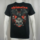 CHIMAIRA Bat T-shirt Officially Licensed Merchandise NEW