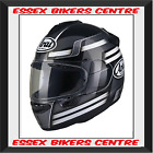 Arai Chaser X Competition Black Motorcycle Helmet New Model 2017 Next Day Del