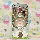 Studio Ghibli Spirited Away Totoro hard case for iPhone 6s 7 8 X 10 Plus XS Max