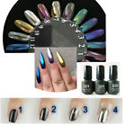 Silver Chrome Mirror Effect Nail Pigment Powder Rose New Trend Nails Gold Green