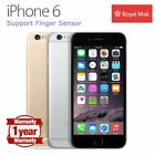 Apple iPhone 6 16GB 64GB 128GB Factory Unlocked Sim Free Smartphone Mobile UK