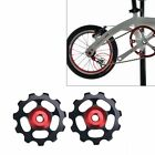 1X Rear Pulley Wheel Jockey Aluminium Alloy Bicycle Bike Road 11T MTB Derailleur