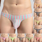 Men's Underwear Bulge Pouch G-string Shorts Underpants Bikini Thongs T Back Plus