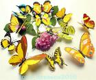 Home Decor Sticker Art Design Decal Wall Stickers Room Decorations 3D Butterfly