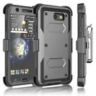 For Samsung Galaxy J7 Sky Pro/Halo/J7 2017/J7 PRIME/J7 V Belt Clip Holster Case