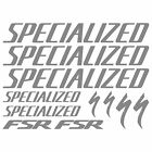 SPECIALIZED FSR MTB Replacement Mountain Bike Frame Vinyl Decals Stickers 11pcs