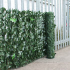 Artificial Ivy 2 Leaf Hedge Garden Fence Roll Balcony Privacy Screening, 3m Long