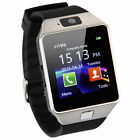 2017 Smart Wristwatch DZ09 Android IOS Smart Watch Phone Mate Unlocked GSM SIM