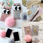 Ultra thin Shockproof  Bling Glitter Soft Silicone TPU Case Cover For Cell Phone
