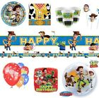 Toy Story 3 Buzz Lightyear Birthday Party Tableware Supplies Favours Set