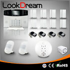 Update Home Alarm Wireless House GSM Burglar Security Systems Low Consume Power