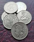 GUATEMALA 25 CENTAVOS COINS. CHOOSE FROM THE DROP-DOWN. FREE UK POST!