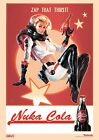 FALL OUT 4 NUKA COLA Poster | Sizes A4 to A0 *BUY 2 GET 1 FREE *| E102