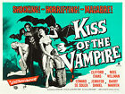 HAMMER HOUSE OF HORRORS VINTAGE POSTER | Sizes A4 to A0 UK Seller | E093