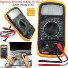 New LCD Digital Multimeter Voltmeter AC DC Voltage Tester Circuit Checker Buzzer