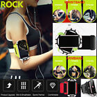 Sports Armband Wristband 180° Rotatable Running Jogging Smart Phone Cover Holder