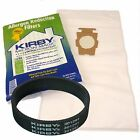 Kirby Universal Vacuum Bags Cloth F Belts Sentria 11 Ultimate Diamond G6 G5 G4