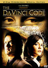 The DaVinci Code (DVD, 2006, 2-Disc Set, Widescreen Special Edition) NEW