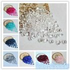 500x 8mm Acrylic Diamond Confetti Crystals Wedding Party Supplies Table Scatters