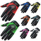 WULFSPORT Cub Attack Kids Youth Motocross Gloves Motorbike Motorcycle Quad BMX