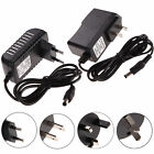 AC100-240V To DC12V/9V/6V/5V 1/2/3A Power Supply Adapter EU/US Plug LED Strip