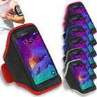 SPORTS RUNNING GYM JOGGING ARMBAND CASE COVER FOR VARIOUS SAMSUNG GALAXY MODEL