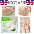 Exfoliating Peel Renewal Foot Mask Baby Soft Feet Remove Dead Skin Cuticles UK