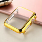 Full Body Cover Snap Case Screen Protector or iwatch band For Apple Watch 38 42