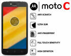 HD CLEAR MATTE ANTI GLARE SCREEN PROTECTOR COVER GUARD FOR MOTOROLA MOTO C