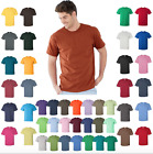 Gildan Mens Ultra Cotton Mens Short Sleeve T Shirt Tee Sizes S - 5XL 2000 image