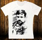 OLIVER REED ACTOR FILM CASTAWAY GLADIATOR RETRO HIPSTER UNISEX T SHIRT 1302