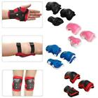 Elbow Wrist Knee Guard Protective Pad Cycling Skating Safety Gear Adult Kid G image