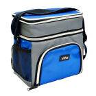 Vina Lunch Shoulder Hand Bag Food Drinks Thermal Cool Insulated Tote Storage Box