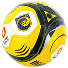 NEW A League Central Coast Mariners Supporter Soccer Ball   from Rebel Sport
