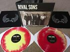 RIVAL SONS GREAT WESTERN VALKYRIE NEW 2 X SPLATTER VINYL LP RECORD CLASSIC ROCK