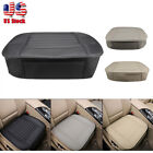 Bamboo Charcoal PU Leather Auto Seat Full Surround Cover Protector Cushion Mat