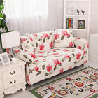 Spandex Slipcovers Sofa Cover Protector for 1 2 3 4 seater oUSL Floral ys