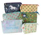 Vintage Wash Bags Make Up Cosmetic Toiletry Purse WashBag Case Sass & Belle