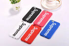 Hard PC Supreme Phone Case Back Cover For Apple iphone 5 6 Plus 7 8 plus X