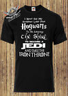 HARRY POTTER, STARWARS,GAME OF THRONES  LORD OF THE RINGS, T SHIRT