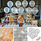"20pcs 12"" Confetti Balloon Birthday Wedding Party Latex Helium Balloons Decor"
