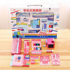 9 In 1 Kid Student School Stationery Set Back to School Set Pencil Case Box Gift