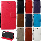 PU Leather Magnetic Flip Stand Card Slot Wallet Case Cover For Various Phone