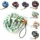 Spirius flowers Lanyard Neck Strap for ID Card Phone Keyring Key Badge Holder l