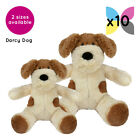 10 Darcy Dogs Cuddly Soft Toys Without Clothing Blank Plain Plush Gifts Bulk