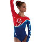 Milano Pro Sport Gymnastic leotard 'Whirl 161001' NEW